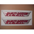 61778-55 Gas Tank Decal