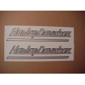 61770-51 Gas Tank Decals
