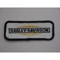 Vintage Harley-Davidson Patch, 1-5/8